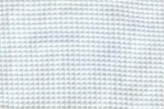 biały wzór wyplatająca sztuki tkaniny tekstura dla tła Obrazy Royalty Free