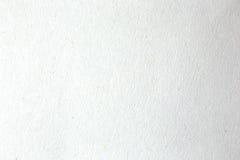 Biały zaplamia papierowy tekstury tła zakończenie up fotografia stock