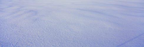 Biały zima śnieg w Vermont Obraz Stock