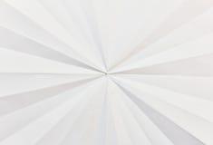 Biały zmięty papierowy tekstury tło Zdjęcia Stock