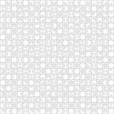 400 Białych łamigłówek również zwrócić corel ilustracji wektora Obraz Stock