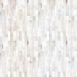 Biała drewniana parkietowa posadzkowa tekstura. + EPS10 Obrazy Royalty Free