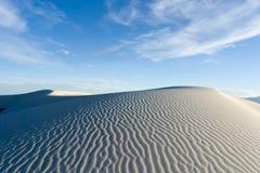 białe piaski Obraz Royalty Free