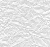 Białe stare papierowe tekstury obraz royalty free