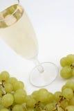 białe wino Obrazy Royalty Free