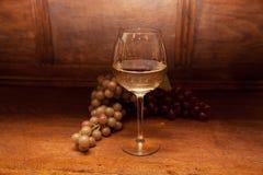 białe wino Zdjęcia Stock