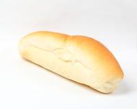 Białego chleba bochenka babeczka Fotografia Royalty Free