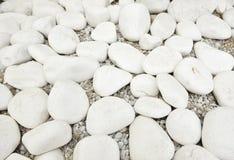 Białego morza kamienie Obrazy Stock