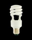 Biała fluorescencyjna lampa zdjęcia stock