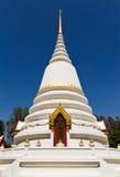 Biała pagoda Zdjęcie Stock