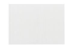 Biała panwiowa kartonowa tekstura Fotografia Stock