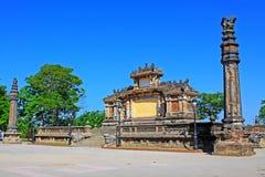 Bia Quoc Hoc, Hue Vietnam Royalty Free Stock Photography
