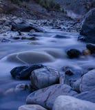 Biała rzeka Obrazy Stock
