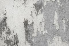 Bia?a stara ?cienna tekstura z krakingowym i obranym w rocznika stylu dla sztuki pracy t?a i projekta fotografia stock