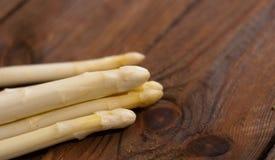 Biały asparagus Obraz Stock