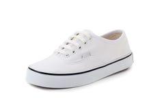 biały butów sporty Obraz Royalty Free