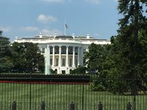 biały dom obrazy royalty free