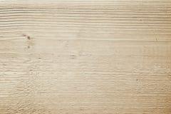 Biały drewniana tekstura Fotografia Stock