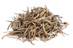 Biały herbata Fotografia Stock