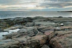 Biały Morze fotografia royalty free