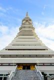 Biały Pagoda Zdjęcie Royalty Free