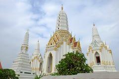 Biały Pagoda Fotografia Stock