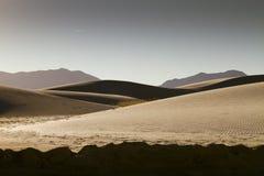 biały panorama pomnikowi krajowi piaski Zdjęcia Stock