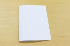 Biały papier Fotografia Royalty Free