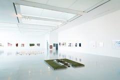 Biały pokój Fotografia Royalty Free
