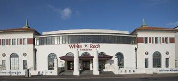 Biały Rockowy pawilon, Hastings Wschodni Sussex, Anglia Zdjęcie Stock