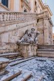 Biały Rzym Obrazy Royalty Free