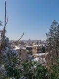 Biały Rzym Zdjęcie Royalty Free