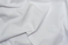 Biały T koszula wzór 2 obraz stock