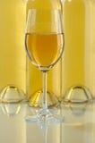 biały wino Obraz Stock