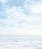 biały zimowy Zdjęcia Stock