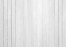 Biała drewniana tekstura Zdjęcie Stock