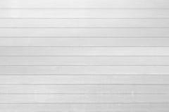 Biała drewniana tekstura Obraz Stock