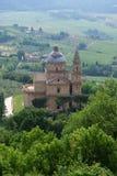 biagio di madonna montepulciano san Arkivbild