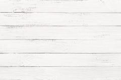 Biali drewniani tekstur tła zdjęcie royalty free