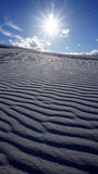 Biali piaski, Nowi - Mexico Zdjęcia Royalty Free