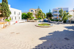 Bialik Square, Tel-Aviv Stock Photos