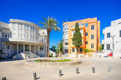 Bialik Square, Tel-Aviv Stock Photography