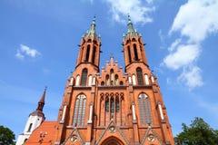 Bialystok Στοκ φωτογραφία με δικαίωμα ελεύθερης χρήσης