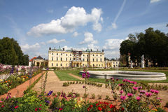 Bialystok palace Royalty Free Stock Image