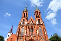 Bialystok Royalty Free Stock Photography