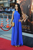 Bianca Lawson. LOS ANGELES, CA - AUGUST 28, 2013: Bianca Lawson at the world premiere of Riddick at the Regency Village Theatre, Westwood Stock Photo