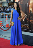 Bianca Lawson. LOS ANGELES, CA - AUGUST 28, 2013: Bianca Lawson at the world premiere of Riddick at the Regency Village Theatre, Westwood Stock Images