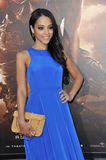 Bianca Lawson. LOS ANGELES, CA - AUGUST 28, 2013: Bianca Lawson at the world premiere of Riddick at the Regency Village Theatre, Westwood Stock Photos