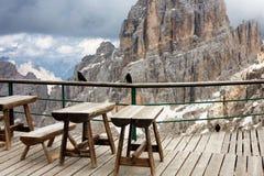 Bianca Peak, Italy Stock Photo