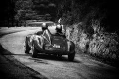 BIANCHI PANHARD ITALFRANCE 750 S COLLI 1954 Zdjęcia Stock